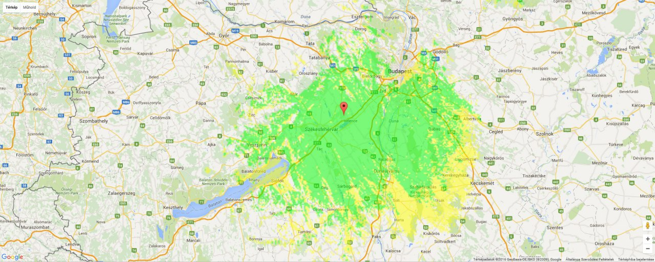 ham-dmr hu | A magyar rádióamatőr DMR hálózat honlapja